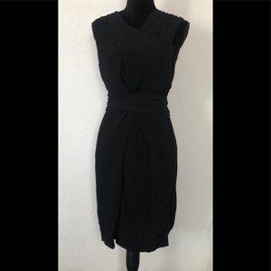 Yigal Azrouel black dress